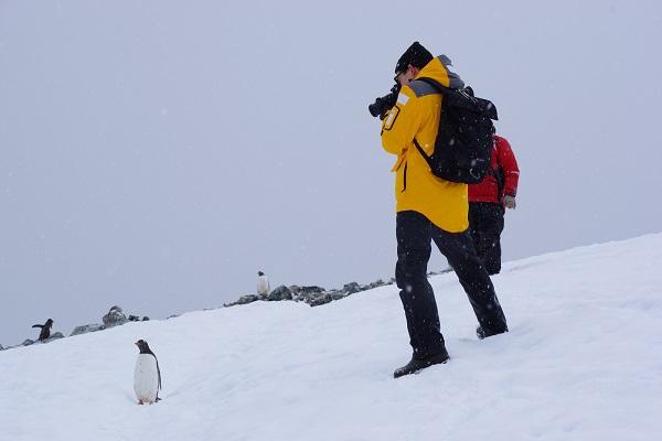 【お客様体験談】2017年末年始、世界7大陸達成!南極旅行