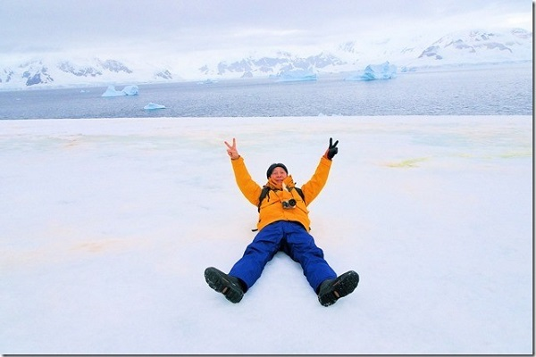 南極旅行のご感想とお写真(お客様体験談)