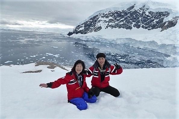 南極へ行ってきました【お客様体験談】