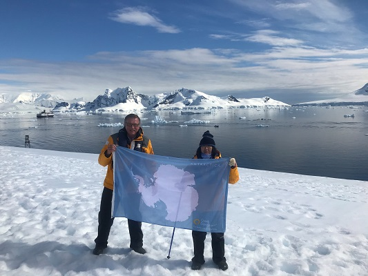 【お客様体験談】2019年12月2日南極探検クルーズ11日間