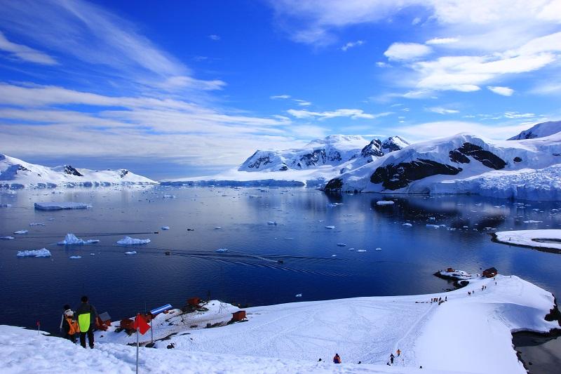 【スタッフレポート】2019年12月南極半島