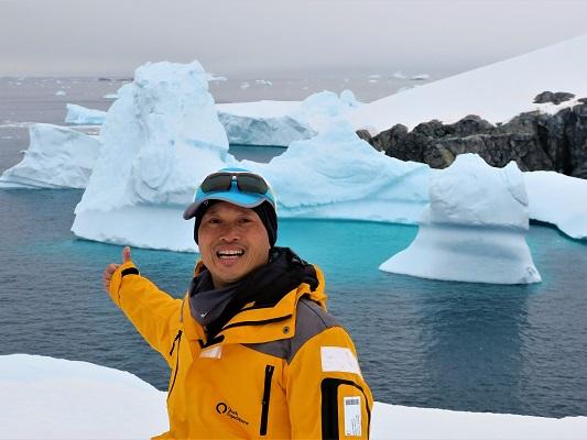 【お客様体験談】竹内様2020年1月16日南極探検クルーズ