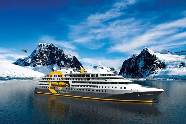 2021年夏 新造船「ウルトラマリン」就航